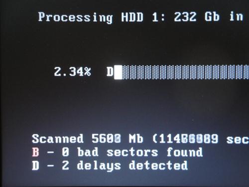 delays detected