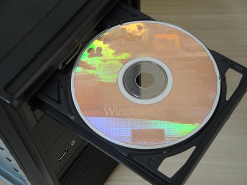 Windows XP DSP版