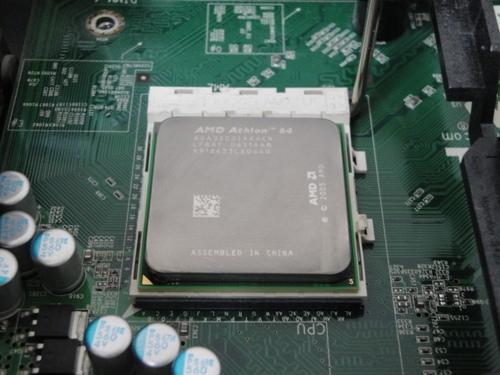 CPU取り外し