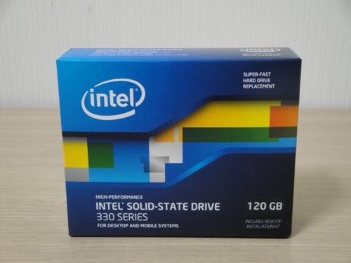 Intel SSD 330シリーズ 120GB