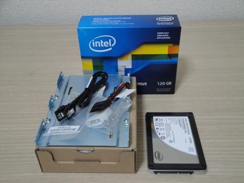 Intel SSD 520シリーズ 120GB
