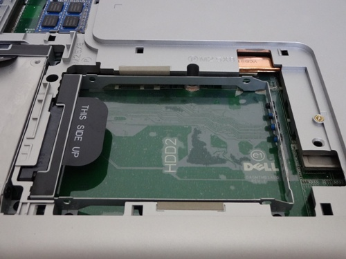 Second HDD