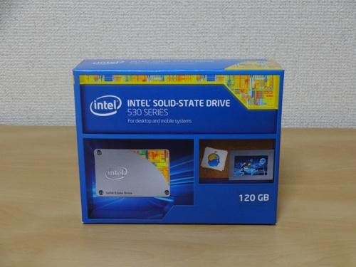 Intel SSD 530シリーズ