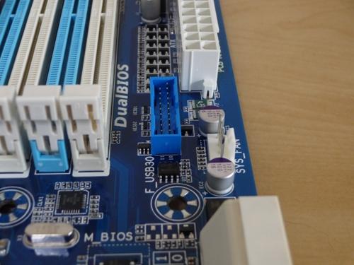 USB3.0コネクター