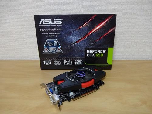 ASUS GTX650