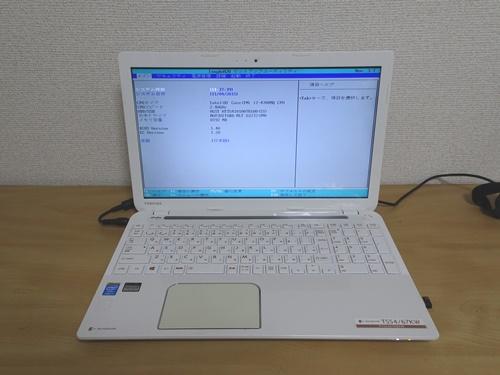 TOSHIBA T554